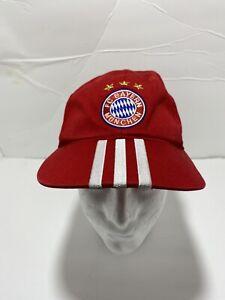 adidas Men's FC Bayern Munich Adjustable Hat Cap FS0198