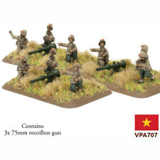 Flames of War - Vietnam: PAVN 75mm Recoilless Gun Platoon VPA707
