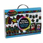 Melissa  Doug Scratch Art Deluxe Party Pack 32045