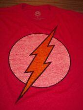 VINTAGE STYLE THE FLASH DC COMICS T-Shirt MEDIUM NEW