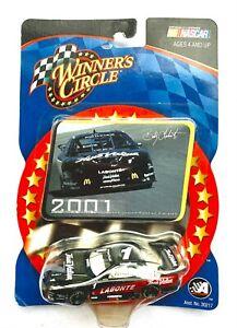 2001 NASCAR Winners Circle 15960 Bobby Labonte #1 Drivers Sticker 1:64 Free Ship