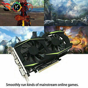 Desktop Graphics Card Gtx1050ti 4gb Ddr5 128bit Hdmi Dvi Vga Dvi Video Card L1ST