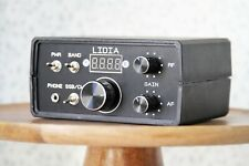 """NEW! Simple Double-band Receiver CW/SSB """"Lidia"""" (40/80 meters). KIT DiY!"""