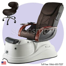 Spa Equipment Pipeless Pedicure Pedi Chair Unit Foot Tub Pacific AX Massage