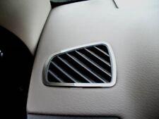 D Opel Astra G Chrom Rahmen für Lüftungsgitter - Edelstahl poliert