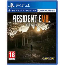 Jeux vidéo français Resident Evil Sony