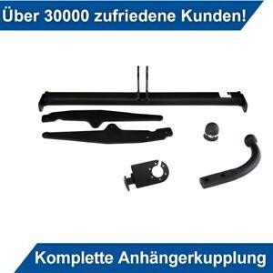 Für Renault Clio III 3//5-Tür Schrägheck 05-12 Anhängerkupplung starr+E-Satz 13p