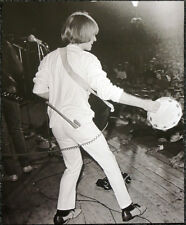 THE ROLLING STONES POSTER PAGE . 1965 BRIAN JONES WALDBUHNE BERLIN CONCERT .I108