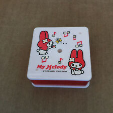 Japan Vintage Sanrio My Melody 1998 Small Storage Box