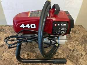 Titan Impact 440 Skid Airless Paint Sprayer