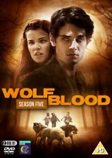 Wolfblood Season 5 Series Five Fifth Region 4 DVD New