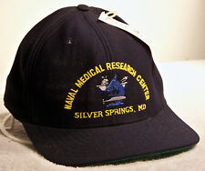 Naval Medical Research Center Silver Springs, MD (BDRD) Hat by Eagle Crest