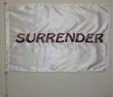 Surrender Flag w Pole -  Christian Worship / Warfare  Dance