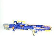 Nerf N-Strike Longshot CS-6 Sniper Rifle Dart Blaster Gun w Scope Hasbro 2006