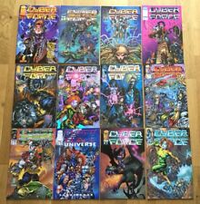 Lot de 20 Comics Cyber Force VO US