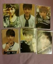 PICK ONE: EXO K MAMA PHOTO CARD TYPE A BAEKHYUN KAI SUHO SEHUN CHANYEOL D.O.