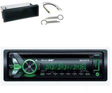Sony mex-n6001bd AUTORADIO CON RADIO DAB + VARIOCOLOR AUX VW Golf 4 PASSAT b5