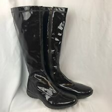 PRIMIGI Girl Brown patent boots Junior Size Euro 38 US 6