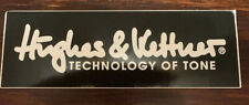 "Hughes And Kettner ""Technology Of Tone"" Sticker / Decal"