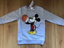 7893d10ca1c82 H m Mickey Basketball Sweat 18-24 Mois BNWT