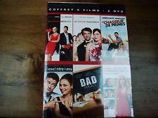 COFFRET 6 FILMS 6 DVD L'ABOMINABLE VERITE LE TEMOIN AMOUREUX SEXE ENTRE AMIS
