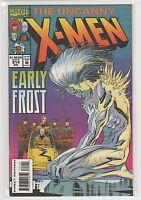 Uncanny X-men #314 John Romita Jr Iceman 9.2