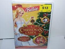Barbie in a Christmas Carol (DVD, Canadian, Bilingual Widescreen) NEW - No Tax