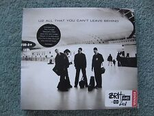 U2 'All that You Can't Leave Behind' CD album