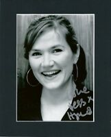 JESSICA HYNES HARRY POTTER DOCTOR WHO HAND SIGNED MOUNTED AUTOGRAPH PHOTO COA