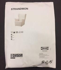 IKEA STRANDMON Extra Slip Cover for armchair 604.823.74 NEW