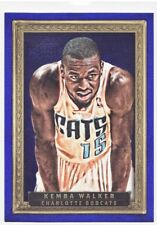 Kemba Walker  2013-14 Court Kings Portraits Blue  #04/75   <Bobcats