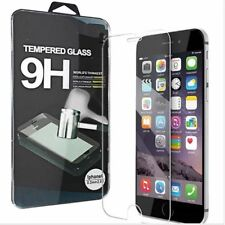 9H for iPhone 8 / iPhone Tempered GLASS Screen Protectors Bubble Free 2.5D