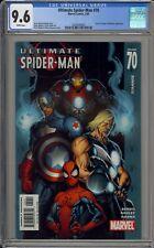 ULTIMATE SPIDER-MAN #70 - CGC 9.6 - DOCTOR STRANGE - ULTIMATES - 2024640024