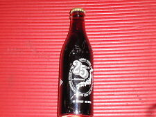 VINTAGE FULL BOTTLE OF TOKYO COCA COLA JAPAN 25TH ANNIVERSARY  1981
