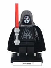 Darth Nihilus Star Wars LEGO Minifigure Mini Fig