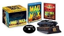 Fury Road Interceptor Limited Collector's edition Model Car Blu-ray MAD MAX NEW