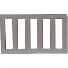 Delta Children Toddler Conversion Guardrail Bed Rail Grey - NEW!