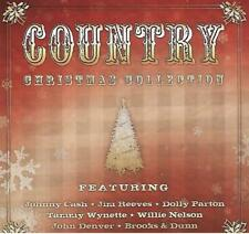 CD COUNTRY CHRISTMAS COLLECTION - 18 Titel - Neu & OVP !!