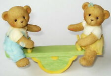 Cherished Teddies JIMMIE and JOANNE - Mitgliedsfigur 2007 - Enesco CT0071