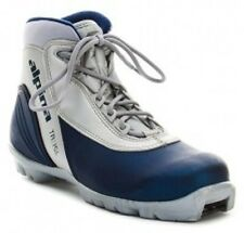 NEW ALPINA TR15L NNN CROSS COUNTRY XC SKI BOOTS - size 37 = Ladies' 5.5