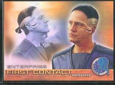 Enterprise Season 1 First Contact Chase Card F5