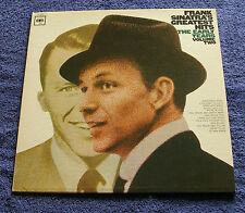 Frank Sinatra 1966 Columbia Mono LP Greatest Hits The Early Years Volume 2 NM