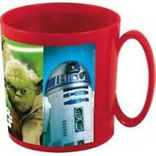 STAR WARS Microwaveable Plastic Mug (350ml)