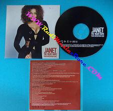 CD Singolo Janet JacksonThe Velvet Rope Tour Interview  PROMO CARDSLEEVE(S26)