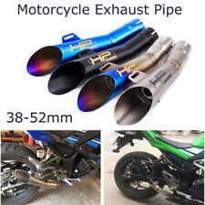 51mm For YAMAHA YZF R6 Universal Motorcycle Exhaust Muffler Pipe exhaust system