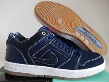 detailed look d621c 119dc NIKE SB AIR FORCE II LOW QS DENIM
