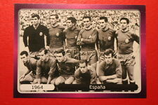 Panini EURO 2012 N. 515 ESPANA  NEW With BLACK BACK TOPMINT!!