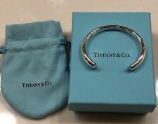 NWOT Tiffany & Co Paloma Picasso Modern Heart Narrow Cuff Bracelet