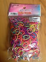 2 packs of Loom Bands
