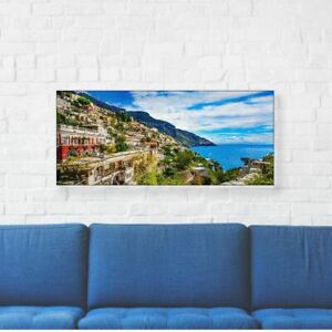 """Italy Printed Canvas Art 16"""" (40cm) x 10"""" (25cm) Beautiful For Home"""